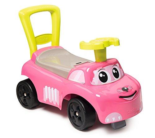 Smoby - 720518 - Porteur Enfant Auto - Rose