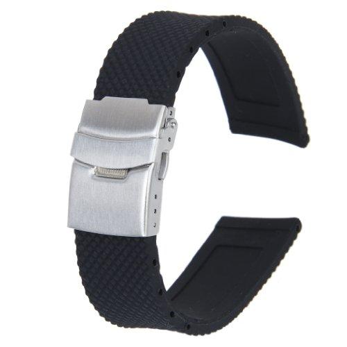 22cm-impermeable-correa-de-reloj-de-silicona-banda-de-reloj-con-despliegue-hebilla