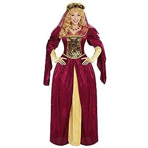 WIDMANN Sancto Disfraz de Reina Adulto Carnaval