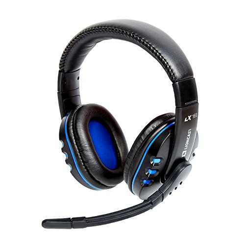 Lioncast LX16 Evo Gaming Headset für PC, PS4, Xbox One, Mac, Nintendo Switch