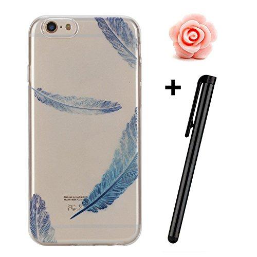 custodia-per-iphone-6s-toyym-iphone-66s-custodia-bumper-trasparente-flessibile-in-silicone-trasparen