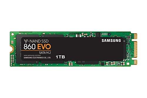 Samsung MZ-N6E1T0BW 860 EVO Interne SSD – 1TB