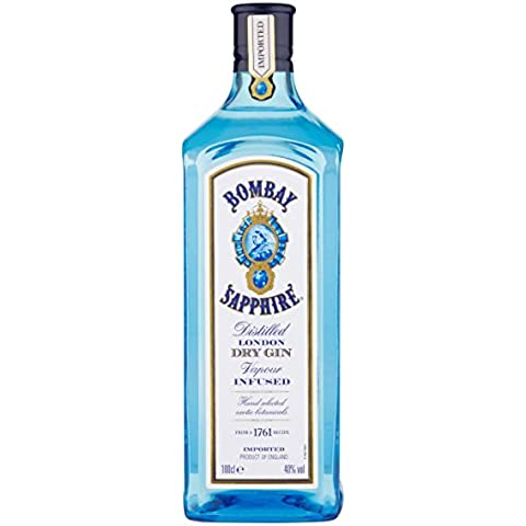 Bombay Sapphire London Dry Gin 100 Cl