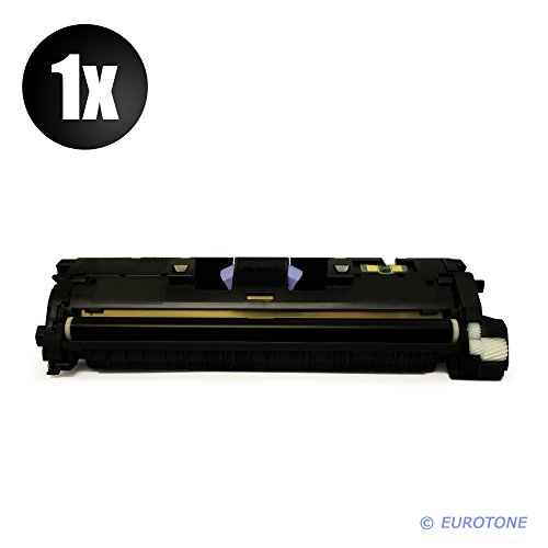 High Quality Eurotone Toner Cartridge remanufactured BLACK für HP Color LaserJet 1500...