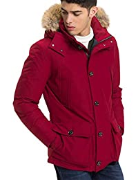 rote jacke tommy hilfiger