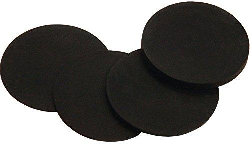 imperial-billiard-pool-table-leveler-3-diameter-rubber-shims-1-32-thick-bag-of-50