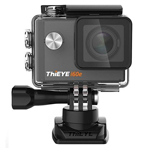 ThiEYE i60e Actioncam 4k HD Action Cam Wasserdichte Helmkamera Actionkamera WIFI Sport Action Kamera 170° Weitwinkel 2 Zoll