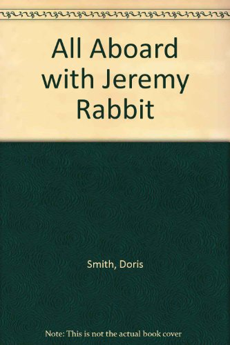 All aboard with Jeremy Rabbit