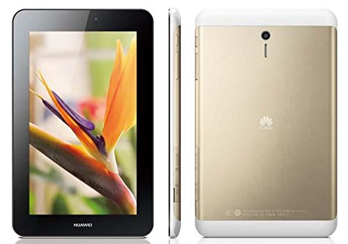 Huawei Mediapad 7 S7-721U Tablet (4GB, 7 Inches, WI-FI) champagne Gold, 1GB RAM Price in India
