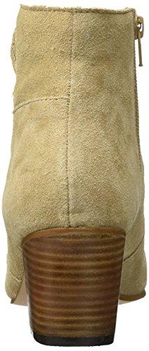 ESPRIT Damen Karla Bootie Cowboy Stiefel Beige (230 Camel)