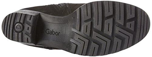 Gabor Comfort Sport, Bottes Classiques Femme Noir (Schwarz 90)