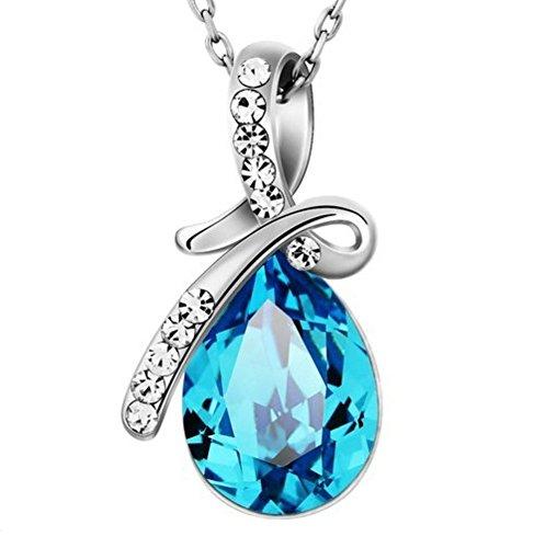 GlimOrb® CZ Diamant Halskette (Hersteller Kostüm Mode Schmuck)