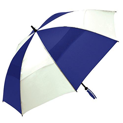 shedrain-3289-royalwhite-windjammer-vented-manual-golf-umbrella-62-inch-arc
