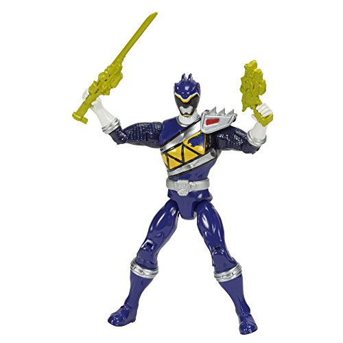 Power Rangers Dino Charge 12.5 cm Blue Ranger Action Figure