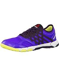 Reebok - Zapatillas para deportes de exterior de tela para mujer lila / gelb