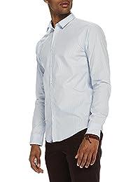 Scotch & Soda Basic Shirt | Regular Fit, Chemise Casual Homme