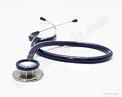 IndoSurgicals Stethoscope Littmann Type (Blue)