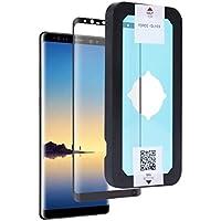 Force Case Protège-écran Verre trempé pour Samsung Galaxy Note 9 Noir