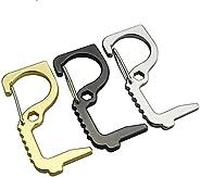 فتاحة باب بدون لمس، أداة يد إي دي سي - أداة فتح الباب بدون تلامس، زر رفع   مفتاح تنظيف اليد للنظافة الشخصية ال