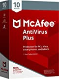 2018 Mcafee Antivirus Plus 10 Devices, Delivery on same day via Amazon Message - Download software link and Activation key -