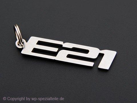 E21 porte-clés bMW série 3 318i 315 et 316 318 320 323 m20 coupé pendant m10 chain key porte-clés à breloques fob keyfob