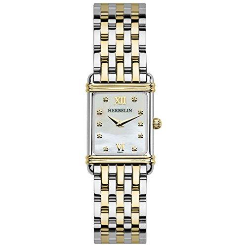 Michel Herbelin - Unisex Watch 17478/T59B