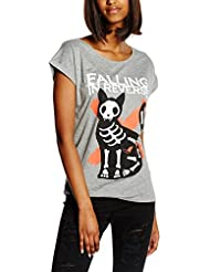 Plastic Head Falling In Reverse Cat & Mouse Grst - T-shirt - Femme