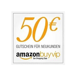 Amazon BuyVIP - 50 Euro Gutschein (für Amazon BuyVIP Neukunden)
