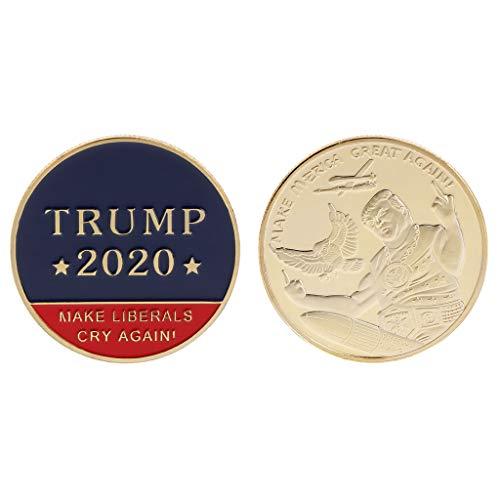 2020 Donald Trump Make America Great Again Souvenir Einheitsgröße GD ()