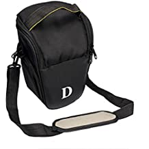 Malloom Caja de la cámara del bolso para DSLR NIKON D4 D800 D7000 D5100 D5000 D3200 D3100 D3000 D80