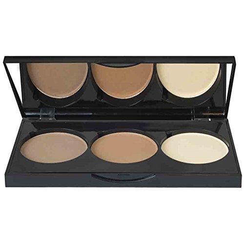 Sans Soucis Contouring Kit 3 x 4,5 g Farbnuancen-Rounge-Set für die perfekte Gesichtsform