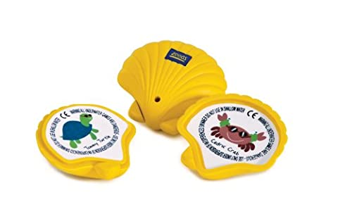 Zoggs Kids Clam Dive and Hunt - Yellow