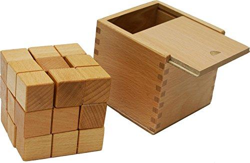 Toys of Wood Oxford Große Holz soma Würfel-Puzzle - Denkspiel ()