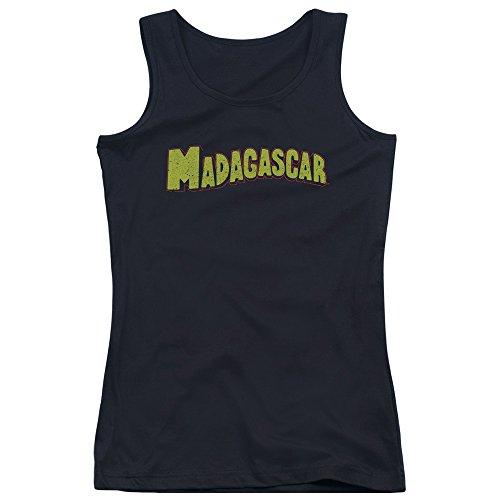 Madagascar - Logo de jeunes femmes Débardeur - Black