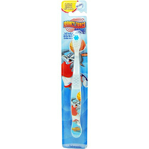 zahnbrste-spazzolino-da-denti-per-bambini-setole-morbide-active-bugs-bunny