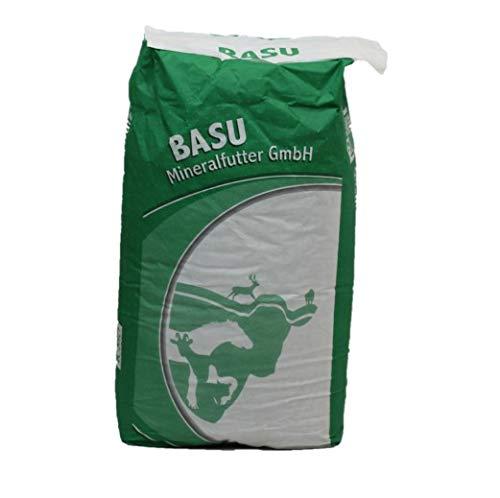 500 Mcg Folsäure (BASU Mineralfutter für Strauße 25 kg - zur hochwertigen Versorgung mit Mengen- und Spurenelementen sowie Vitaminen)