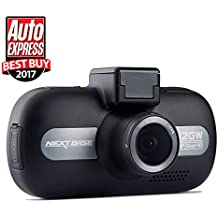 Nextbase 512GW - 1440p HD In-Car Dash Camera DVR - 140° Viewing - WiFi and GPS – Lens Filter - Black