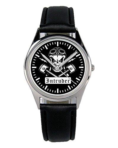 Geschenk für Intruder VS800 VS1400 Motorrad Biker Fans Fahrer Kiesenberg Uhr B-1519