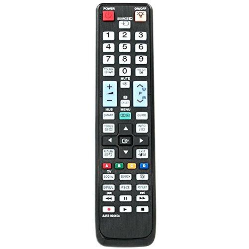 allimity control remoto de reemplazo AA59-00445A para SAMSUNG TV LED LCD