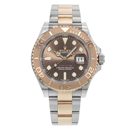 Rolex Yacht-Master 116621 CHSO 18K Rose Gold & Steel Automatic Men's Watch