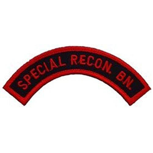 eagleemblems patch-spec, Forces, REC. BN (10,2cm), 10,2x 2,5cm
