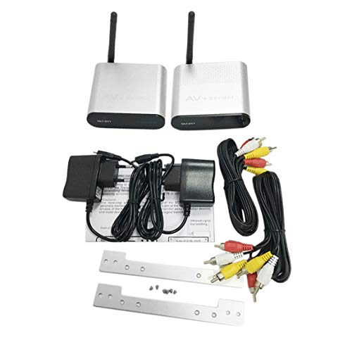 5,8 GHz Funkübertragung Audio Video Sender und Empfänger für A/V-Geräte Digitalkamera TV VCD DVD IPTV DVR