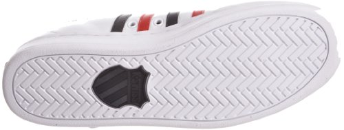 K-Swiss  The Classic, Basses homme Blanc-TR-D4-40