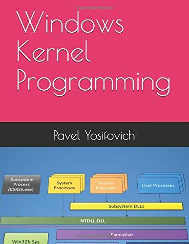 Windows Kernel Programming