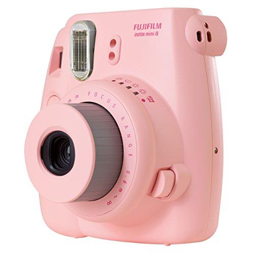 Fujifilm Instax Mini 8 Sofortbildkamera - rosa