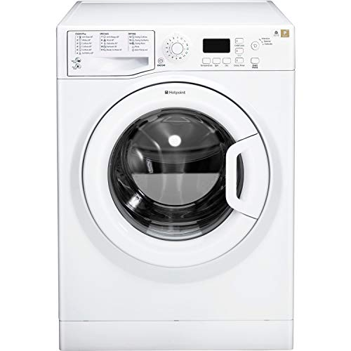 HOTPOINT FDL8640P Futura 8kg Wash 6kg Dry 1400rpm Freestanding Washer Dryer - White