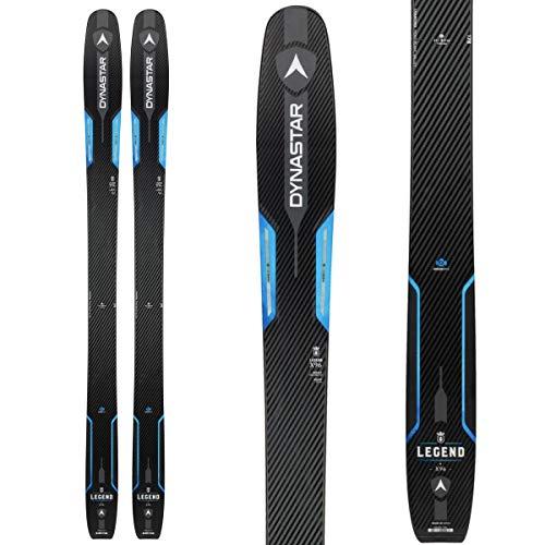 Dynastar Herren Ski Legend X96 + Bindung Spx12 Dual B100, Schwarz, Herren, Schwarz, 186 cm -