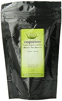 ESP Emporium Organic Black Tea Blend, English Leaf, 1.76 Ounce