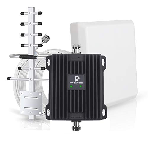 Amplificador Señal Banda Dual gsm 900MHz 3G WCDMA