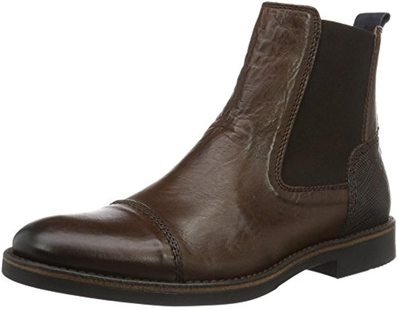 Belmondo Herren 752396 03 Chelsea BootsBelmondo 752396 03 vitello Marrone Billig und erschwinglich Im Verkauf